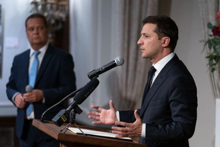 Зеленський в ООН висловив сподівання про підтримку у встановленні миру на Донбасі