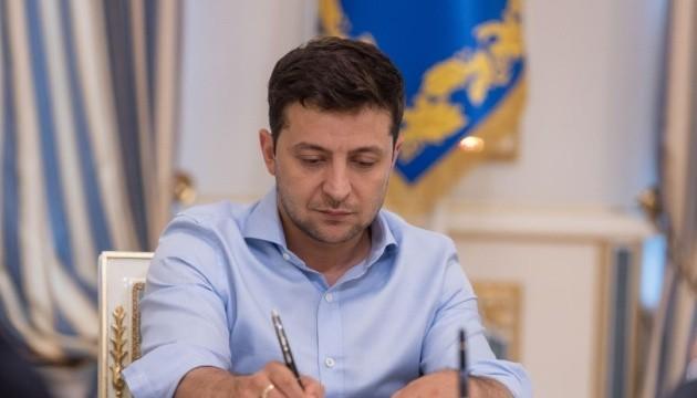 Зеленський підписав закон щодо підтримки іноземних кіновиробників