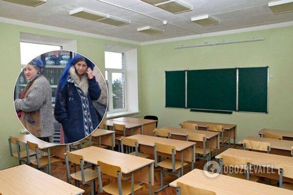 Серед білого дня: в Києві роми намагалися викрасти школярку