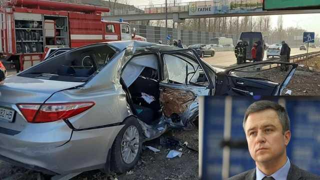 """""""Це не випадковість"""": У Мережі розкрили шокуючу правду про аварію за участі Кулеби"""