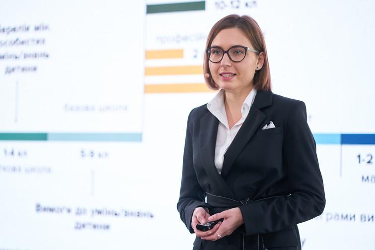 Ганна Новосад: імплементація НУШ продовжиться
