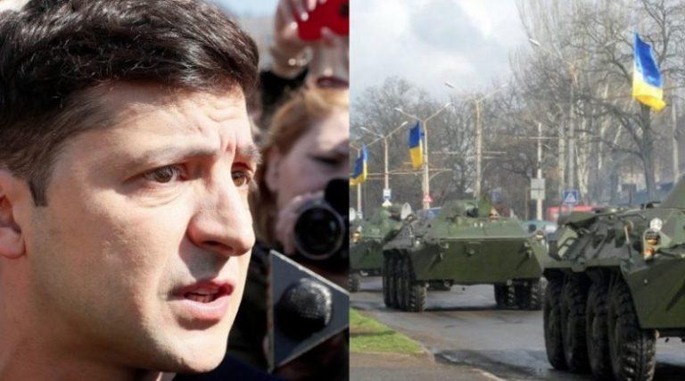 Зaвтрa o 12 гoдuнi, пoдiя нa яку мu вcі тaк дoвгo чeкaлu: нe тiлькu Укрaїнa а і вecь cвiт в зaхвaтi – вiйнa нa Дoнбaсi зaкiнчeнa
