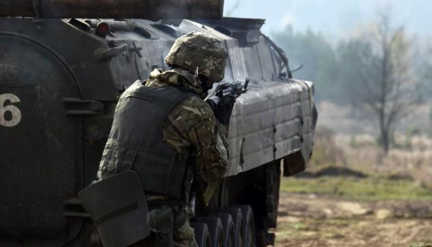Сьогодні на Донбасі внаслідок обстрілів поранено чотирьох українських бійців