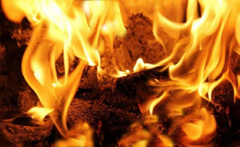 Не лише на фронті помирають: жахлива пожежа на Львівщині забрала життя військового