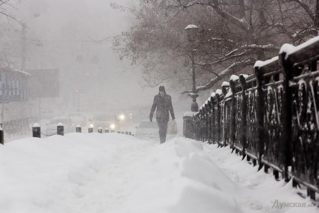 На Україну насувається потужна буря: синоптики дали попередження