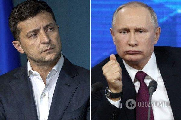 """""""По-діловому!"""" Путін поділився першим враженням від Зеленського: відеофакт"""