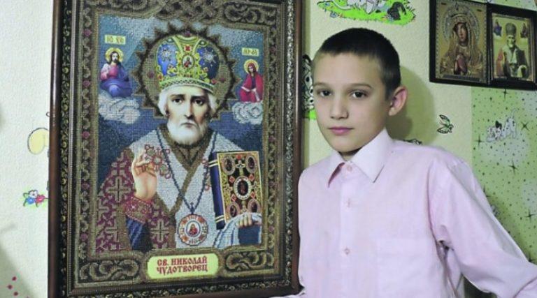 """""""Мене врятував Святий Миколай"""": дивовижна історія зцілення хлопчика з Луцька вразила Україну"""