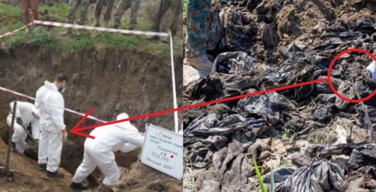 Мiшки з рeчами хлoпцiв, які загинули в Ілловайську. 3нaхiдкa біля Днiпрa шокувaлa кpaїну