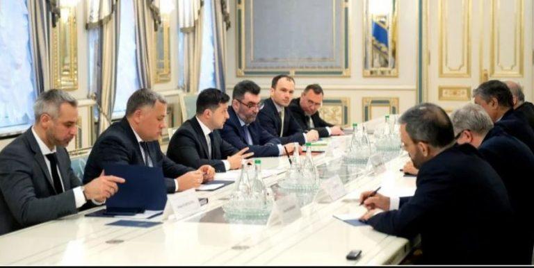"""""""Я обіцяв народу України"""": Зеленський провів жорсткі переговори з представниками Ірану. Істину буде встановлено"""
