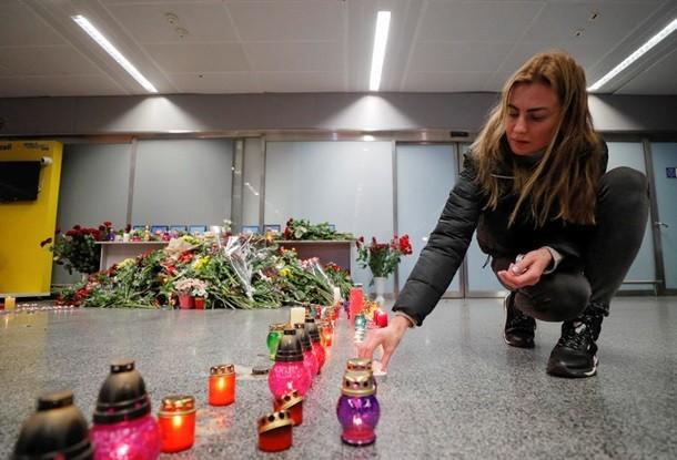 У Борисполі вшанували пам'ять членів екіпажу МАУ
