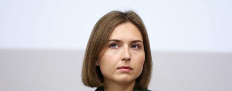 """Новосад прокоментувала своє """"невдале""""висловення про зарплату 36 тис. гривень"""