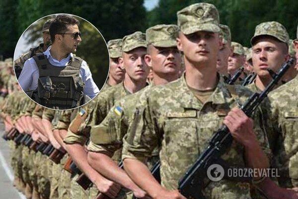 В Україні повернули призов до армії з 18 років: Зеленський підписав указ