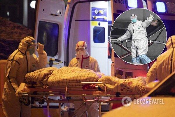 Коронавірус із Китаю пробрався до ще однієї країни: понад 2 тис. заражених