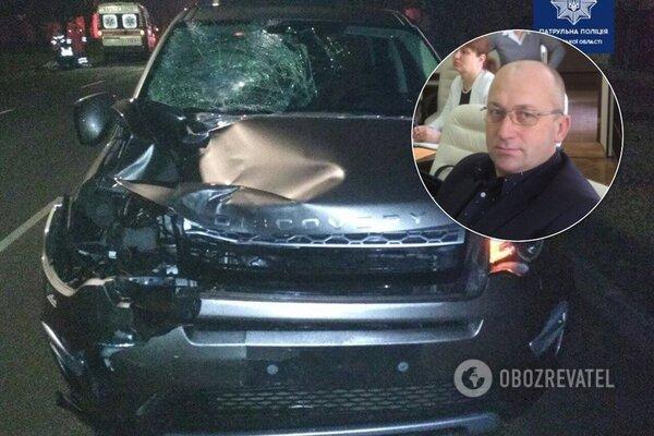 """У Черкасах мажор на авто на смерть збив директора школи: його намагаються """"відмазати"""". Відео"""