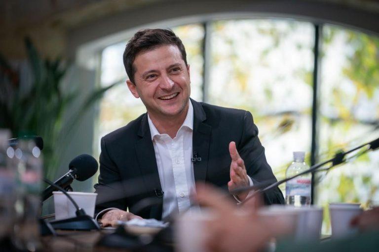 Розповіли, як Зеленський відсвяткував свій день народження в Офісі Президента