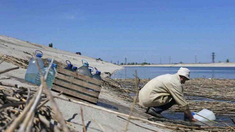 Все менше води. Крим на межі екологічної катастрофи. Навіть не думають щось робити