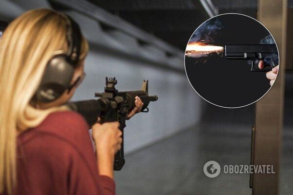У Полтаві 18-річна дівчина застрелила інструктора в тирі