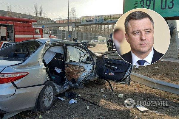 Не підозрюваний: у справі про ДТП із Кулебою під Києвом з'явилися неочікувані деталі