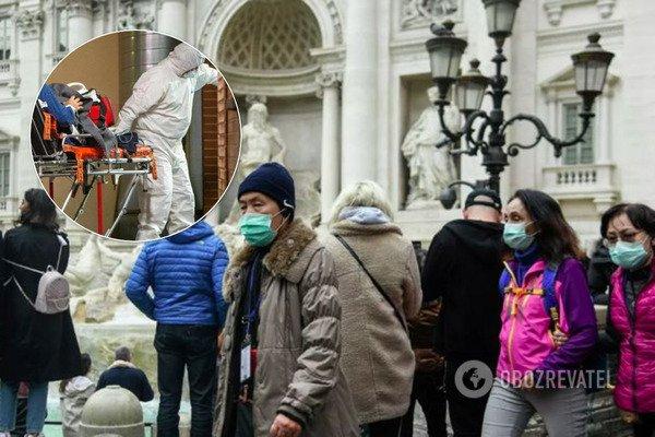 В Італії почалася паніка через коронавірус: українці розповіли про те, що відбувається