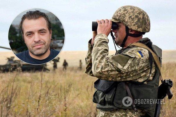 Бірюков назвав українських військових виродками і попросив вибачення