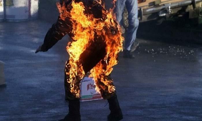 Прив'язав дротом матір до невістки і підпалив: у Запорізькій області чоловік по-звірячому вбив сім'ю