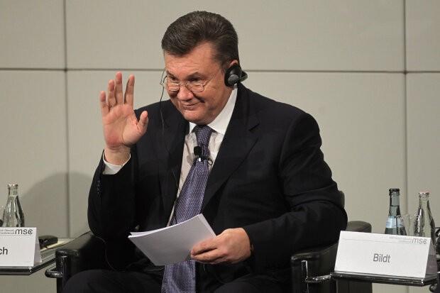 Осмілілий Янукович у дні розстрілу Майдану несподівано відкрив рот