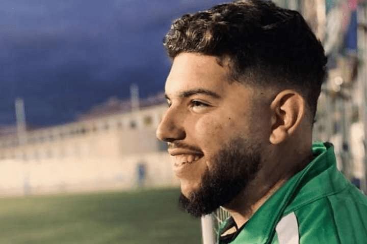 Від коронавірусу помер 21-річний футболіст Франциско Гарсія