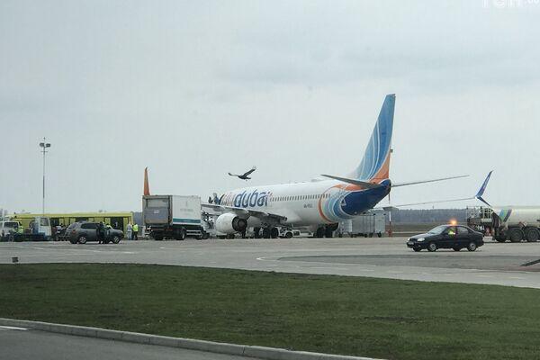 """До """"Борисполя"""" прибув літак із ймовірно хворими на коронавірус"""