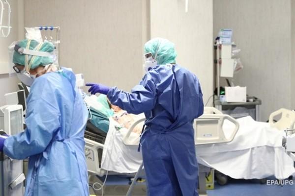 Українець, який намагався втекти з лікарні на Чернігівщині, помер від коронавірусу
