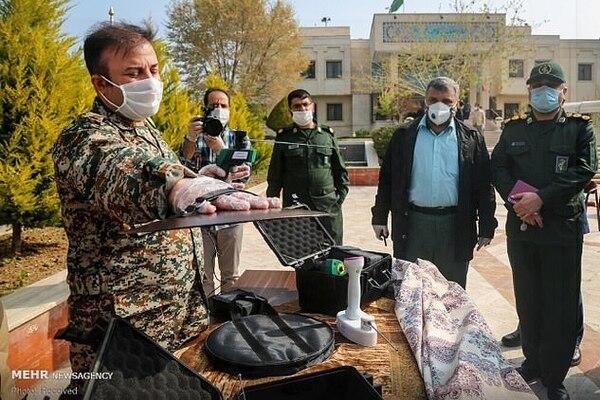В Ірані придумали коронавірусний радар