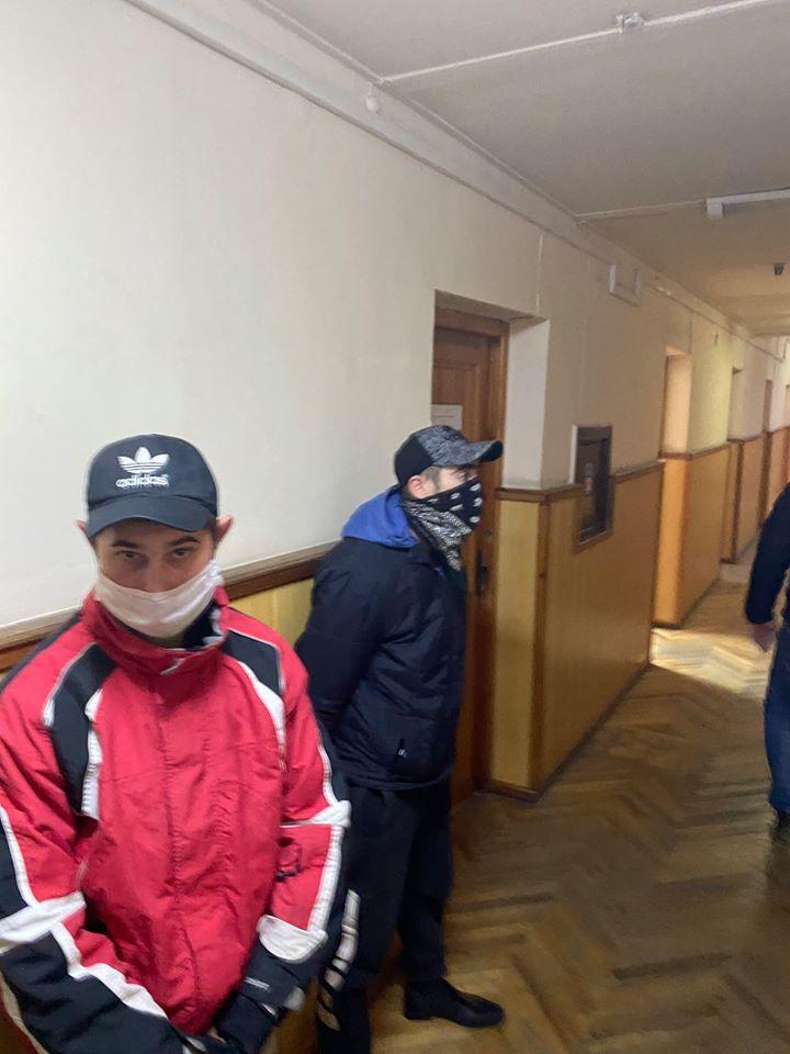 Підлітки, які познущалися над ветераном АТО в Києві, поплатилися за напад