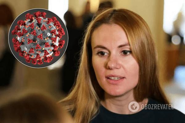 Скороход заразила коронавірусом немовля: обох госпіталізували