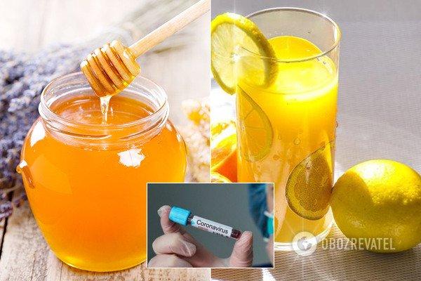 Чи вилікує мед, лимон та імбир від коронавірусу: у ВООЗ дали остаточну відповідь