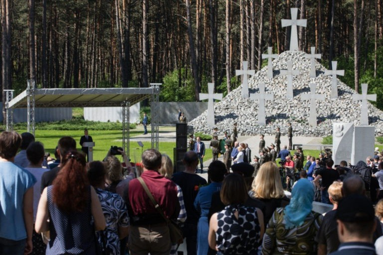 Україна вшановує пам'ять жертв політичних репресій