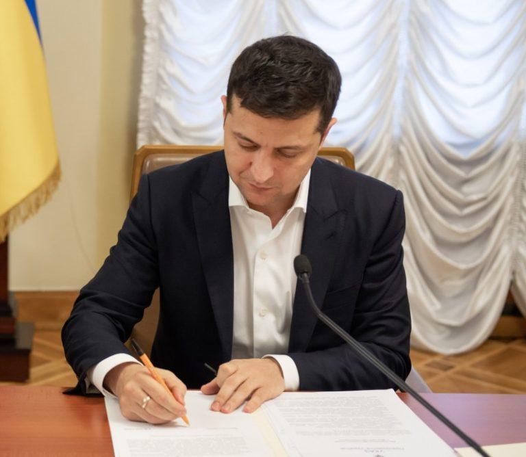 Зеленський подав законопроєкт про збільшення штрафів за ухилення від мобілізації