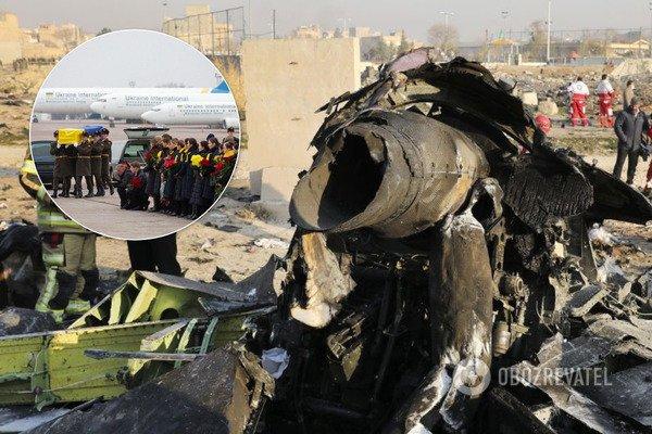 Іран назвав винного в катастрофі літака МАУ під Тегераном
