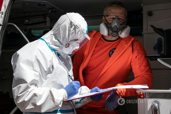 Лікарка попередила про другу хвилю COVID-19 в Україні: можуть завезти з інших країн