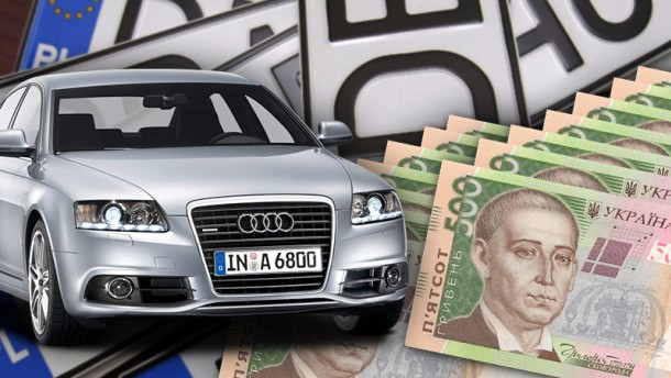 Власники єврономерів платитимуть штрафи за порушення ПДР по-новому