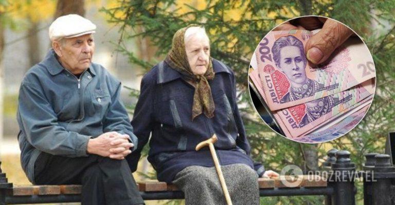 Пенсії українцям перерахують із 1 липня: хто і скільки отримає