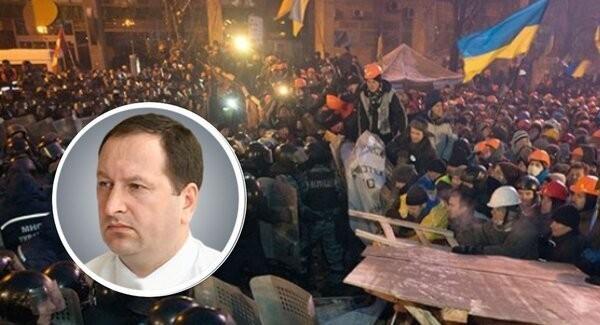 """""""Я плюю на ваші могили!"""": відділ """"К"""" СБУ очолив генерал Януковича"""
