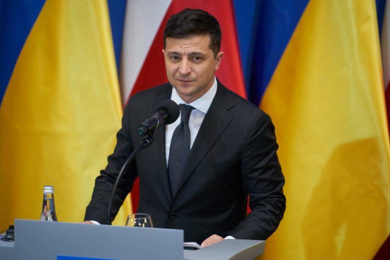 Президент Зеленський зізнався у порушенні закону