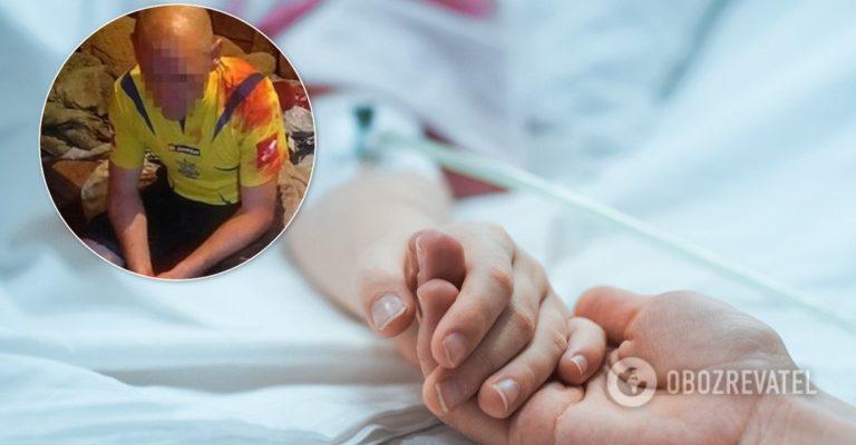 Пішов з життя 6-річний хлопчик, якого побив хрещений з Волині