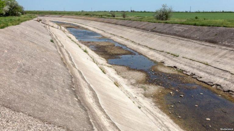 Кремль готовий заплатити $2 млрд за воду в Крим, – Бабін