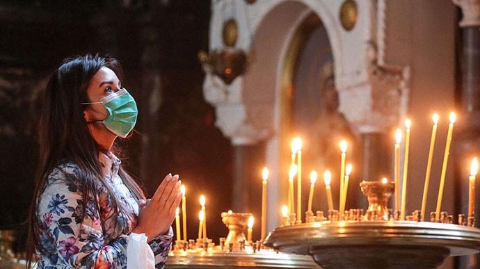 У МОЗ повідомили, чи закриють в Україні церкви на карантин