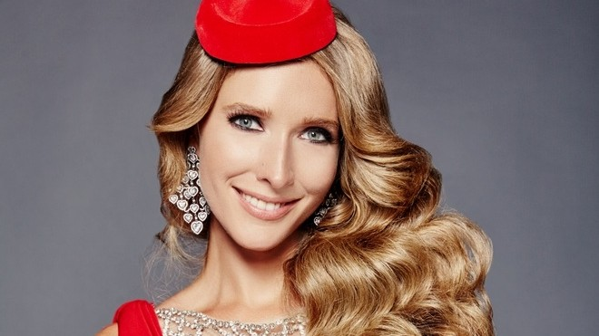 Відома українська ведуча Катя Осадча похвалилася своєю натуральною красою