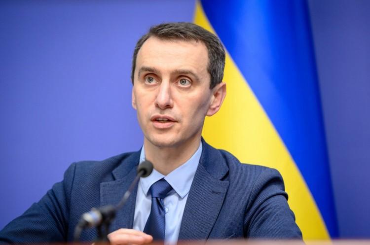 Ляшко попередив про стрімке зростання кількості хворих на СOVID-19 в Україні
