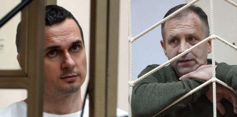 """""""Наш єдиний важіль"""": політв'язні Сенцов і Балух зробили важливу заяву щодо постачання води в Крим"""