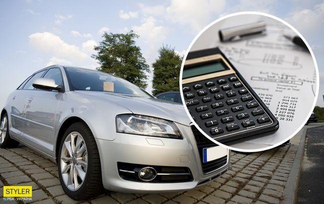 Українським автомобілістам доведеться заплатити ще один податок