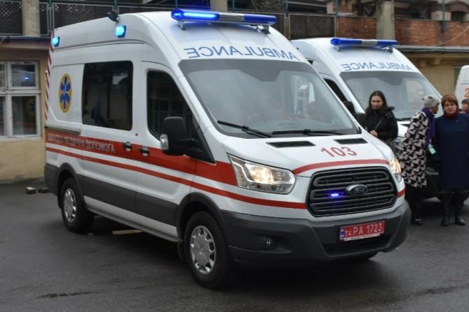 """В Україні змінять алгоритм виклику """"швидкої допомоги"""""""