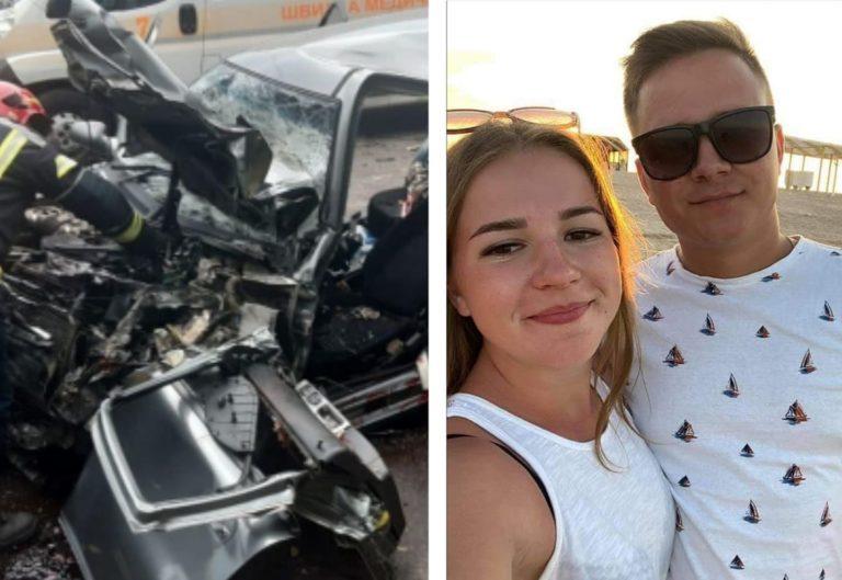 """""""Влітку тільки одружились"""", в ДТП у Рівному помер 23-річний хлопець, дівчина з батьками в лікарні"""